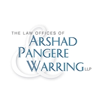 Legal services Arshad Pangere and Warring,  LLP