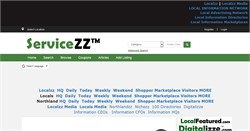 Servicezz.com part of the Localzz Media network and ecosystem